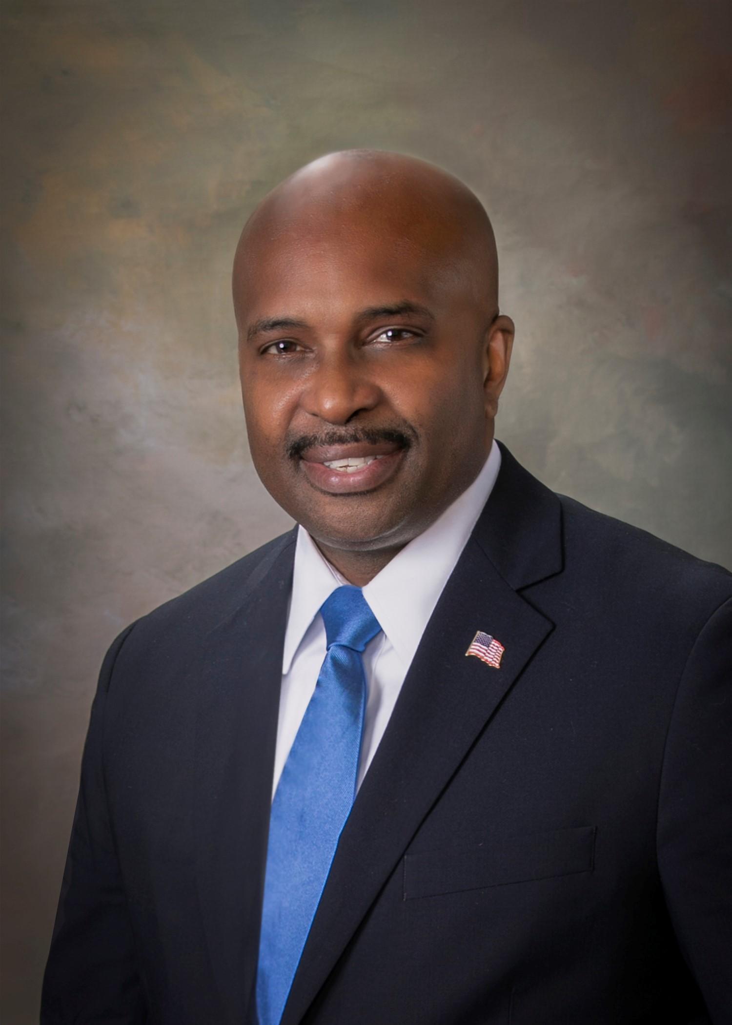 LTC(R) Lucius Wright - Commissioner