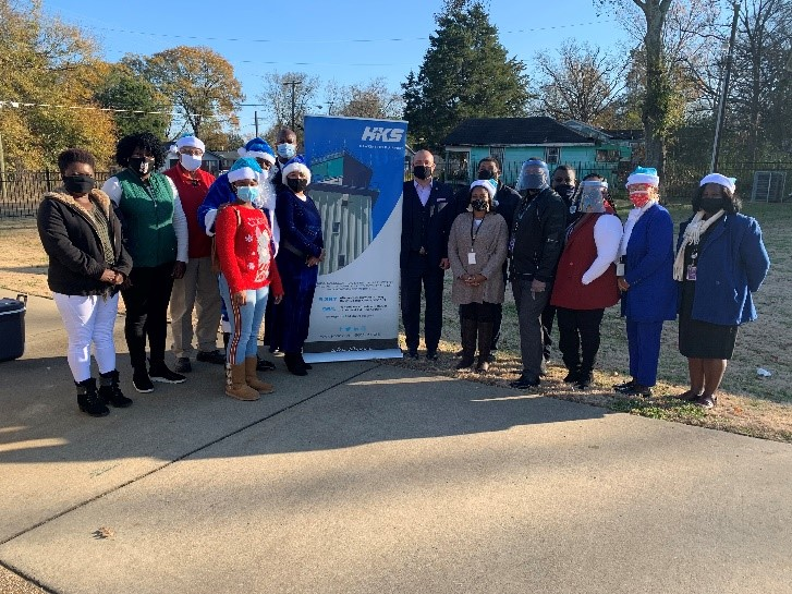 Jackson Municipal Airport Authority Showers Community Youth with Gifts for the Holidays