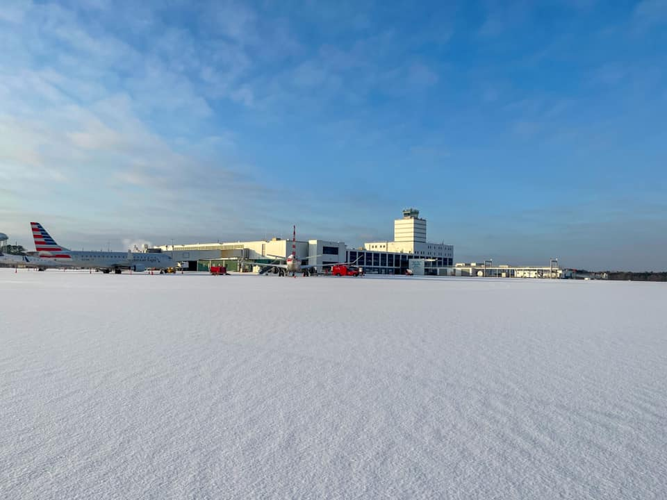 Jackson Municipal Airport Authority Temporarily Closes JAN Due to Severe Inclement Weather