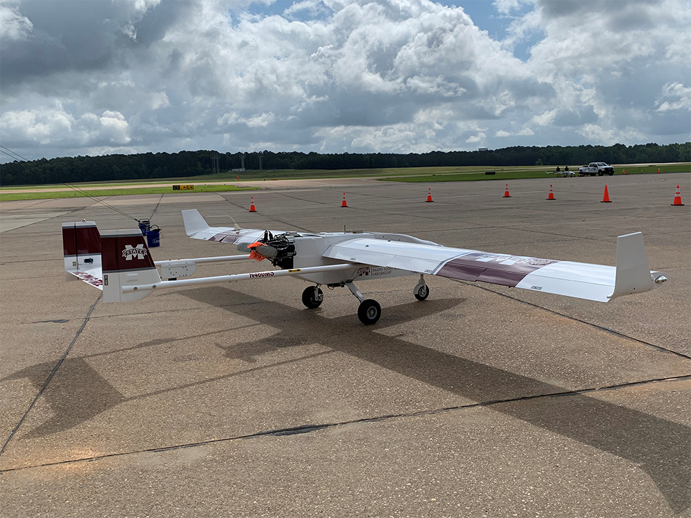 Jackson Municipal Airport Authority Teams Up with Mississippi State University Raspet Flight Research Laboratory to Advance Unmanned Aviation Systems
